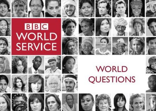 BBC World Questions in Dublin