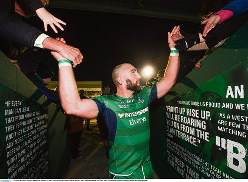 Leinster Connacht deserved winners