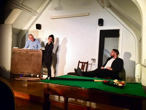 London Irish Short Play Festival big success