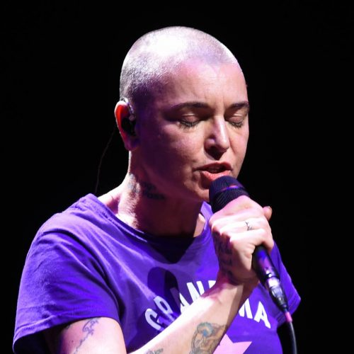 Sinead OConnor battling marijuana addiction