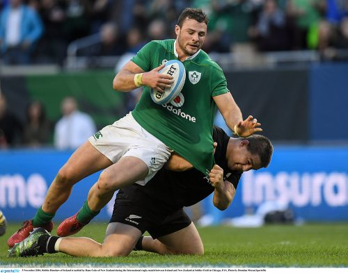 Ireland v New Zealand Finest Hour