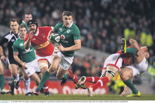 Ireland v All Blacks preview