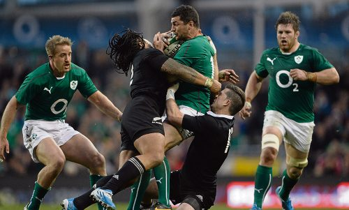 Ireland face world record holders