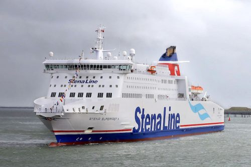 stena line ferry 21st birthday discount