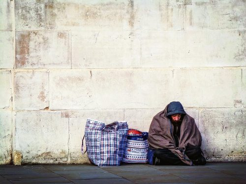 Help Swindon homeless