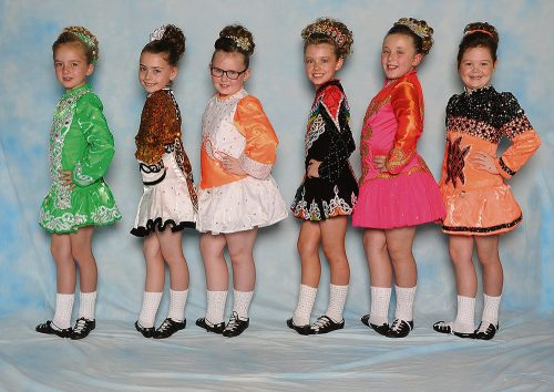 Irish dancing Leinster Championships