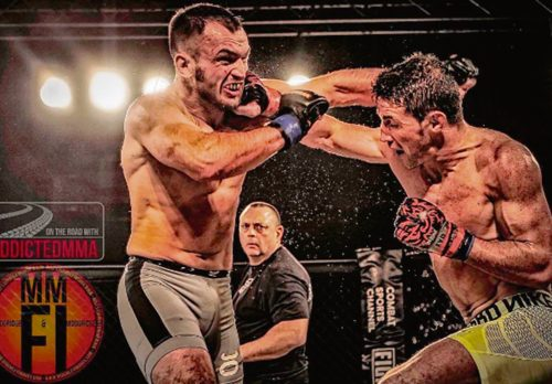 Meet Mayo-Manchester MMA fighter