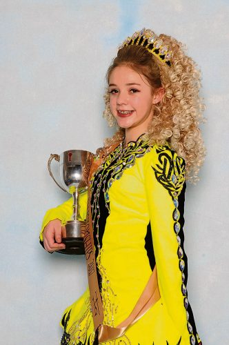 Irish Dance All England Championships 2017