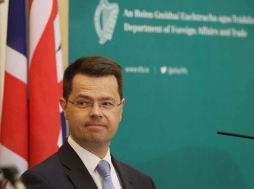 direct rule Northern Ireland Secretary James Brokenshire