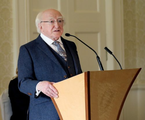 Michael d higgins wife sexual dysfunction