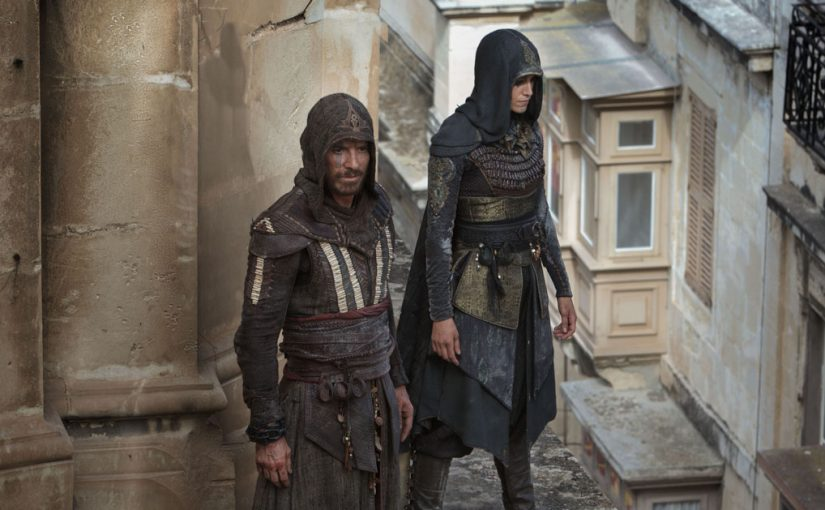 Film Review Assassins Creed