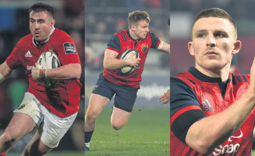 Uncapped trio make Schmidts Six Nations panel