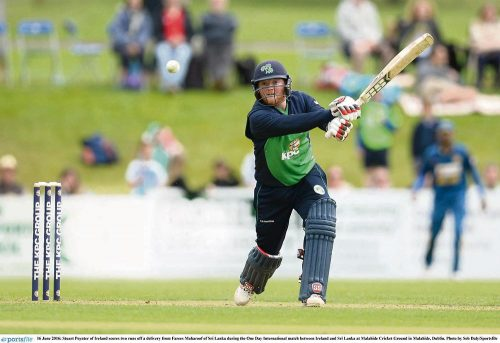 Ireland Cricket close gaining test status