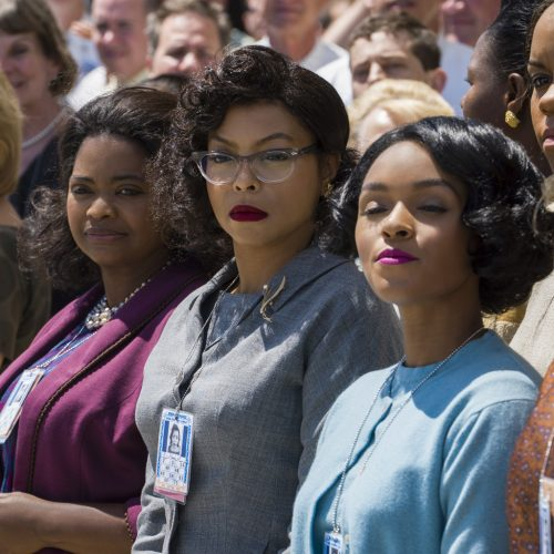Film Review Hidden Figures