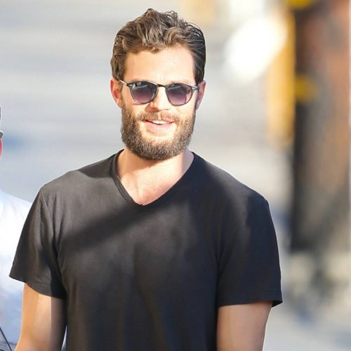 Jamie Dornan Fifty Shades Pregnancy