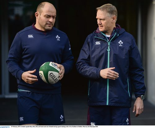 Ireland rugby wary injured Welsh
