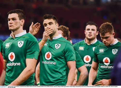 Ireland need result behind