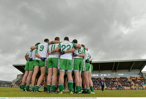 GAA Port mans journey Connacht final