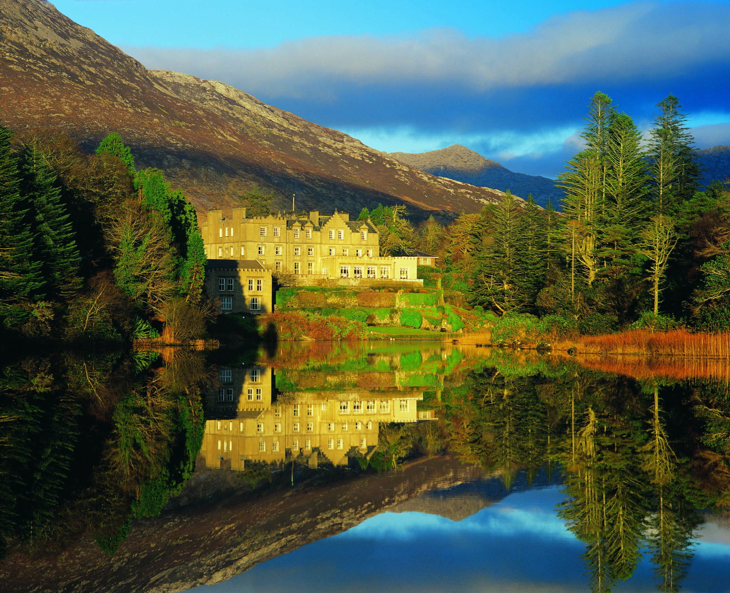 Irish Ferries Holidays Adds Castle Hotels For 2017 Irish