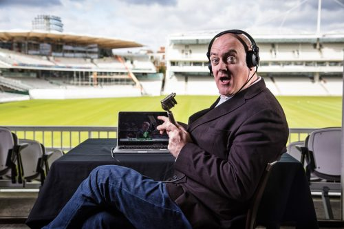 Watch Dara o Briains Craic Cricket Commentary