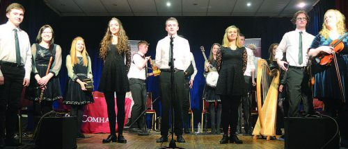 Hammersmith cultural centre hosts first trad night