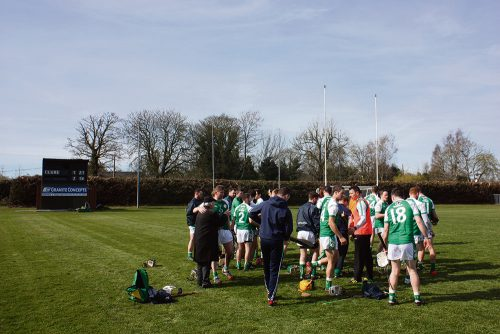 London GAA learn losses
