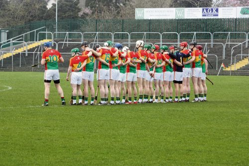 Carlow outplayed London GAA