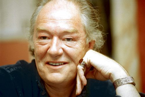 Michael Gambon honoured Dublin
