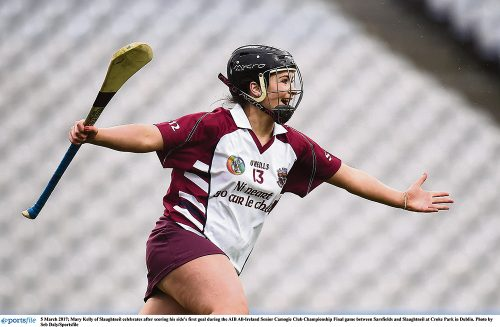 GAA emotional record victory Slaughtneil