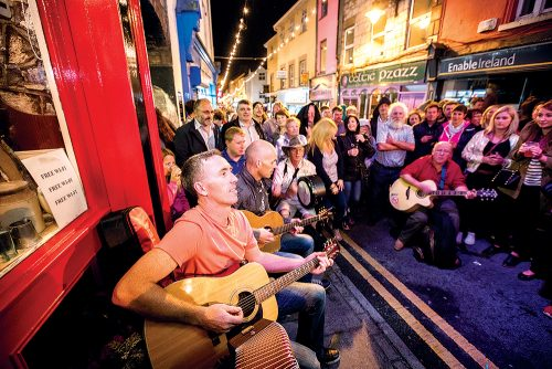 Ennis preparations August Fleadh