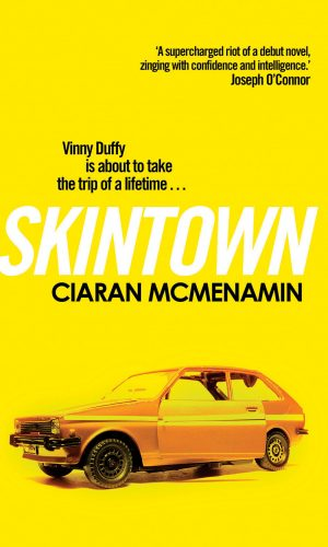 Skintown Ciaran McMenamin never film