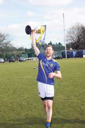 GAA Longford Warwickshire promotion hopes
