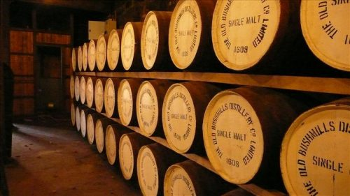 Whiskey Galore Irish brands boom