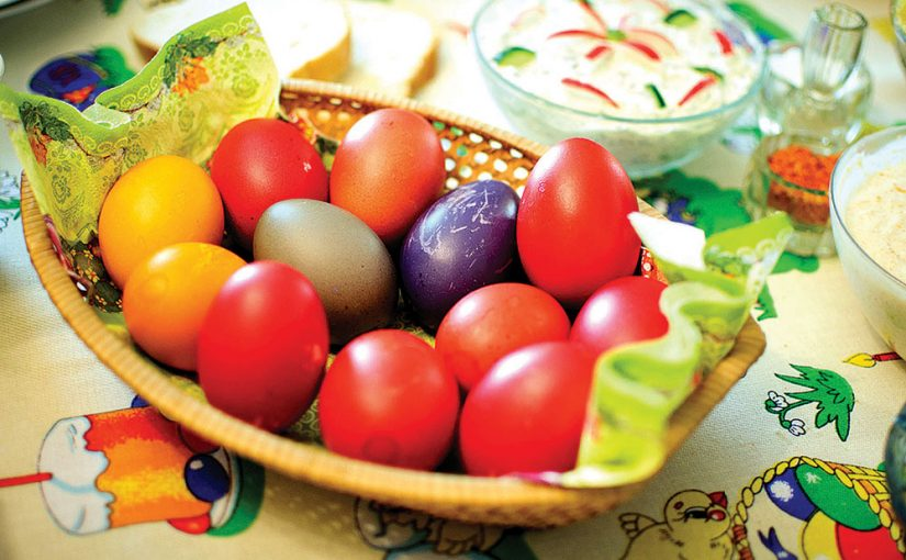 Food entertainment Easter weekend 2017