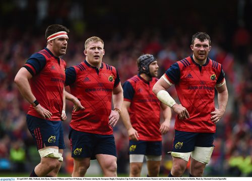 Leinster Munster lick wounds