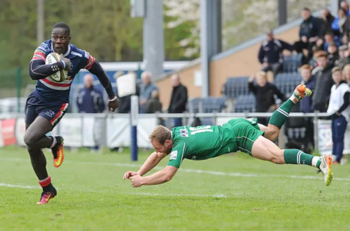 RUGBY Irish South Yorkshire playoff rematch