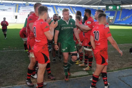 rugby Exiles cup run end