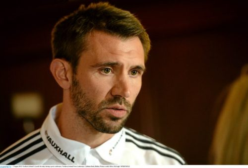 Martin o'neill Gareth McAuley northern ireland world cup qualifier injury Azerbaijan