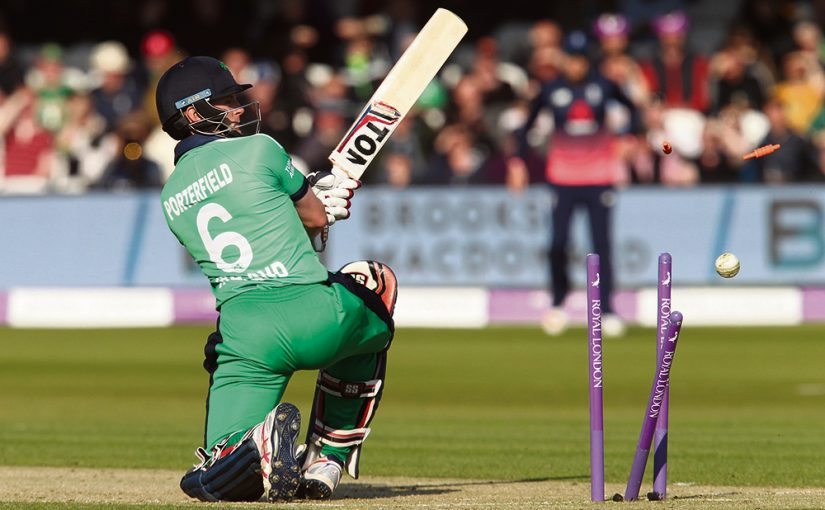 Ireland restores cricket pride Lords