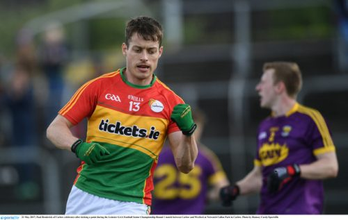 carlow dublin leinster football championship quarter final Jim Gavin