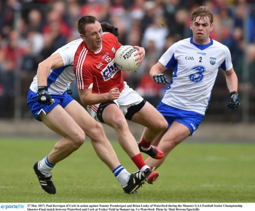 cork waterford munster championship