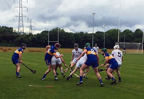Warwickshire GAA hurling lory meagher cup lancashire