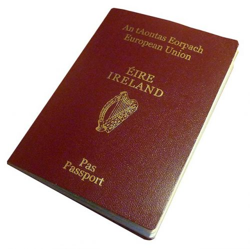Public Services ID cards Ireland