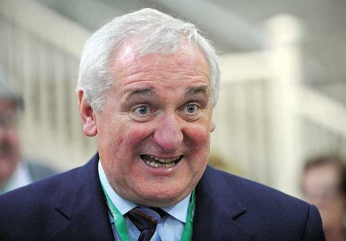 Bertie tells Queen return flags