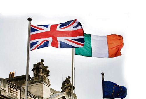 ID Cards unneccessary Irish Britain says May