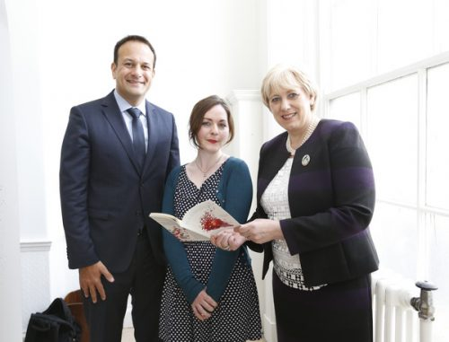 Social Welfare Irish Artists Leo Varadkar