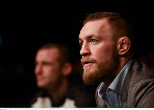 McGregor will fight Mayweather August 2017