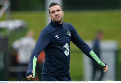 republic of ireland shane duffy football world cup qualifier