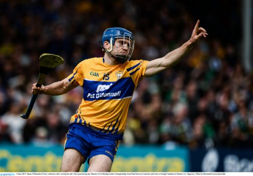 clare limerick munster hurling championship Shane O'Donnell