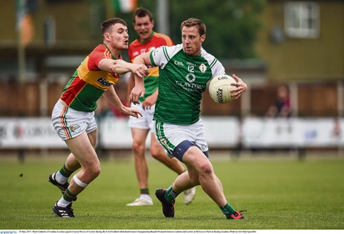 london carlow gaelic football championship